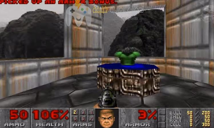 تحميل لعبة Doom للكمبيوتر والموبايل