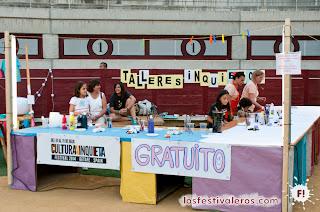 Festival, Cultura Inquieta, 2016, actividades
