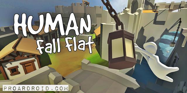 تحميل لعبة المغامرات الشيقة Human Fall Flat 2019 النسخة المدفوعة