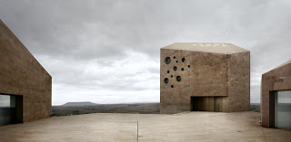 Oficinas Ribera del Duero Burgos de Estudio Barozzi
