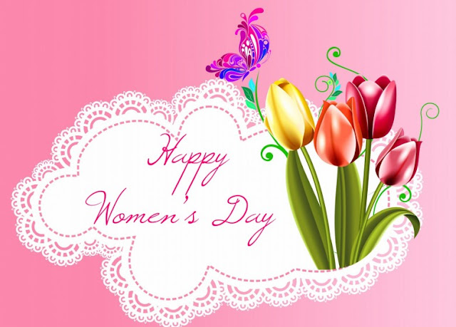 Top Best Happy Women's Day 2017 Greetings & HD Cards - International women's day Pics & Cliparts