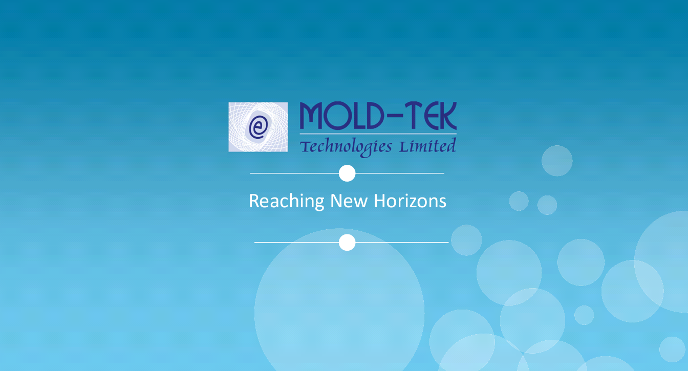 Investor Picks - Let your Money Work for you: MOLD-TEK