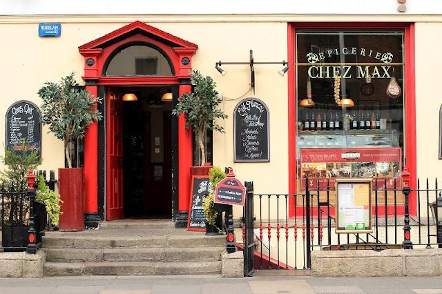 Restaurante Chez Max, Irlanda
