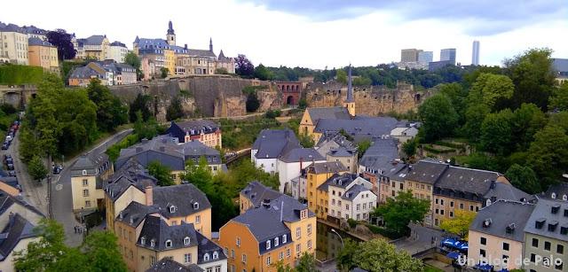 Qué ver en Luxemburgo ciudad durante un día o dos