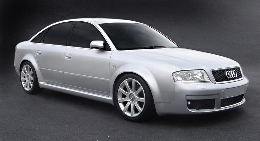 Audi A6 2000 Wiring Diagram