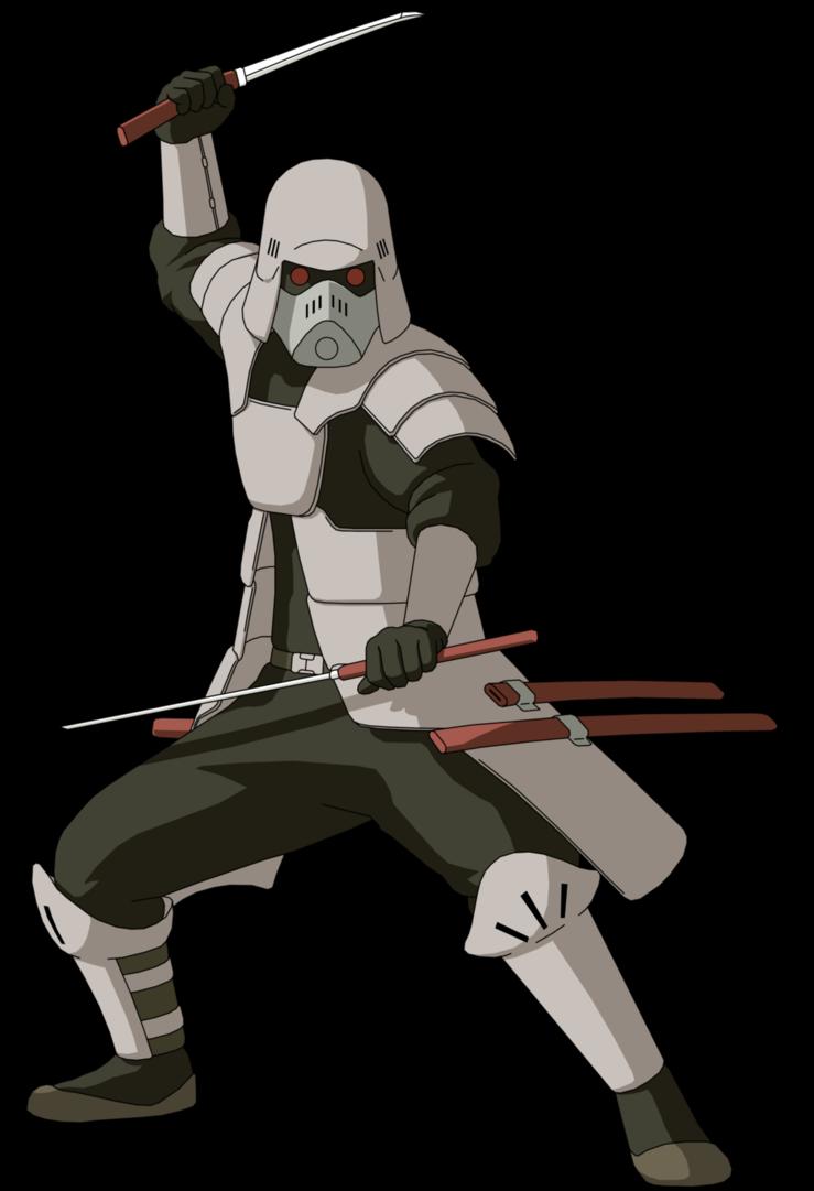 render samurai