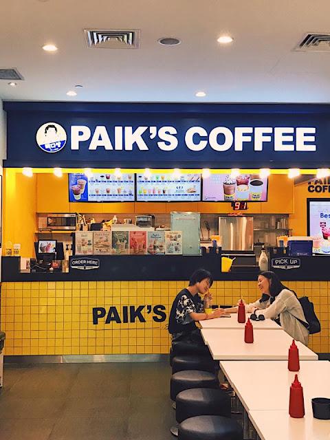 Paiks Coffee