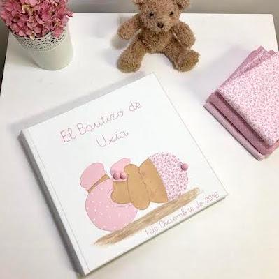 álbumes de fotos infantiles y personalizados para bebés , bailarinas de ballet