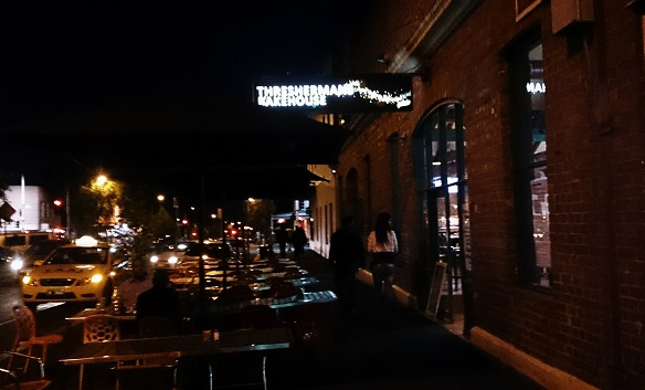 Thresherman's Bakehouse, Carlton