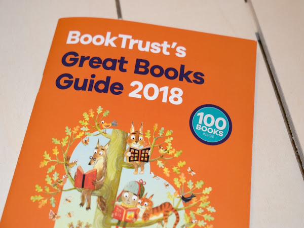 BookTrust's Great Book Guide 2018