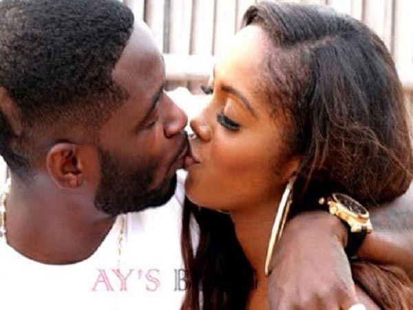 Tiwa Savage: My Baby Doesn't Permit Me Much Time For Sex Wit My Husband
