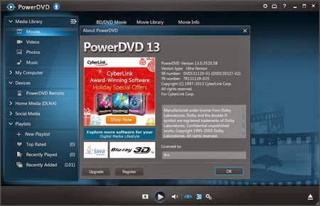 Powerdvd mobile for windows 8 activation code