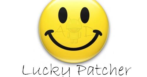 lucky patcher  no zip
