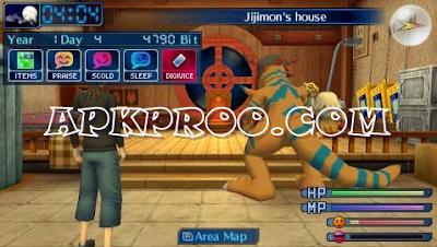 Download Game Digimon World Re Digitize PPSSPP ISO Ukuran Kecil Full Version Mod Texture