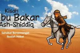 Musuh kepemimpinan Khalifah Abu Bakar RA