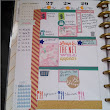plan with me! July 27-Aug 1 in my happy planner!