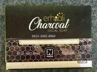 Jual Sambun ERHSALI ERCOAL SOAP
