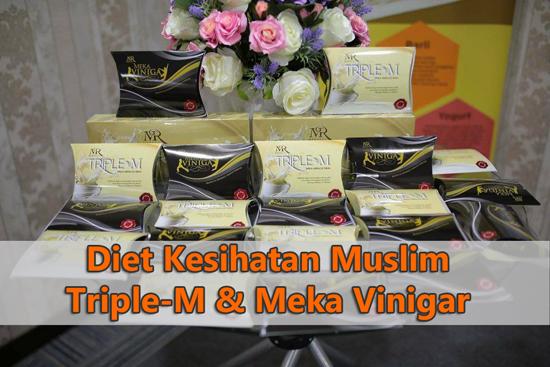 Diet Kesihatan Muslim Dengan Triple-M Meka Vinigar