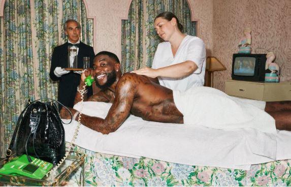 Gucci Maine Stars In New Gucci Campaign