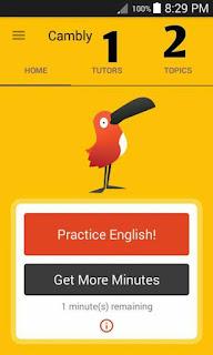 أفضل تطبيق لتعلم اللغة الإنجليزية شبه مجاني