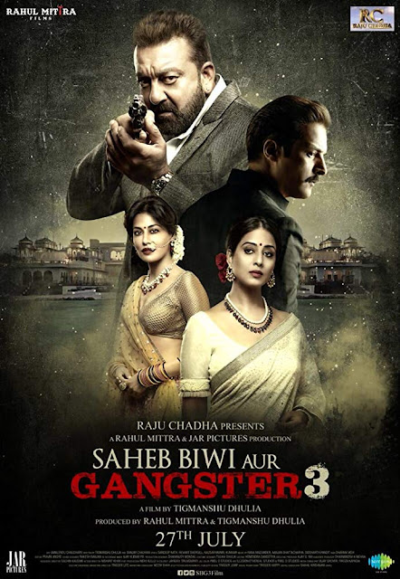 poster Saheb Biwi Aur Gangster 3 2018 Full Hindi Movie Download 73