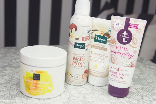 Kneipp - Winterpflege Schaum-Dusche und Körpermilch