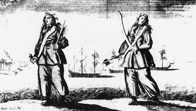 Eighteenth-Century Notes & Petticoats: Leggy Ladies: 18C