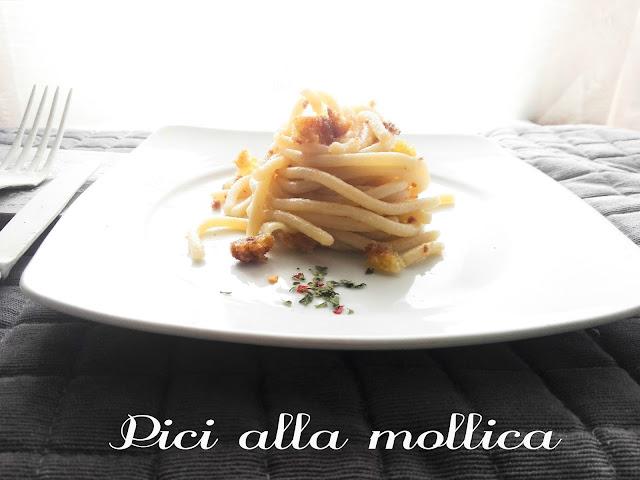 pane raffermo-Toscana-pici