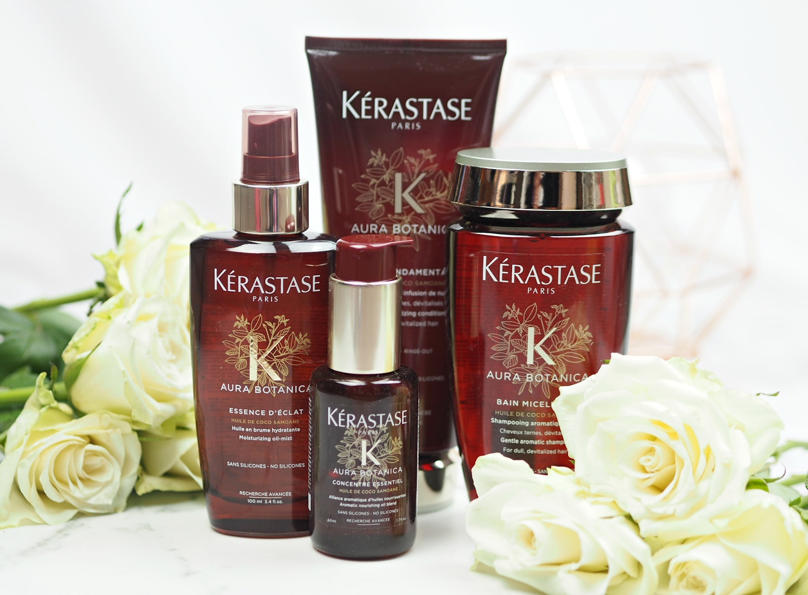 "Why Should I Be Avoiding Silicones, Sulphates & Parabens"" (Plus NEW Kerastase Aura Botanica Hair Regime)"