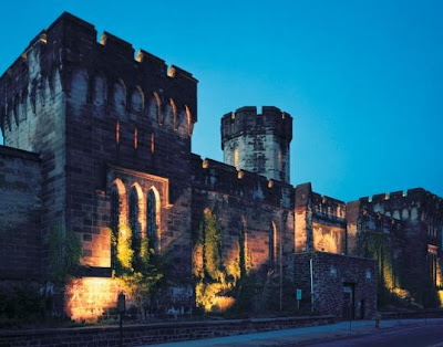 Eastern State Penitentiary in Philadelphia has many spirits that lurk among it's corridors and cell blocks