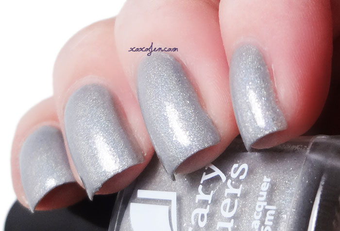 xoxoJen's swatch of Literary Lacquers - Little Sleep Song