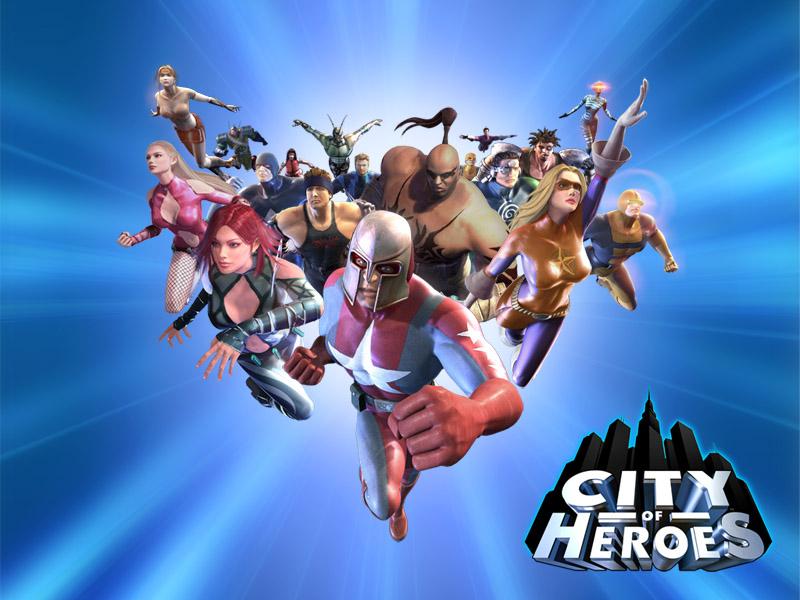 Adventures In Writing: City of Heroes FREE!