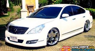 Nissan Teana แต่ง