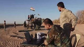 يستمر الجيش السوري و حزب الله في التقدم بمحيط دير الزور و سحق داعش