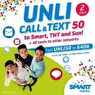 SMART Unlimited Call Text