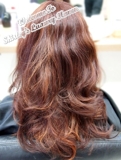 aveda autumn winter neo goth hair collection