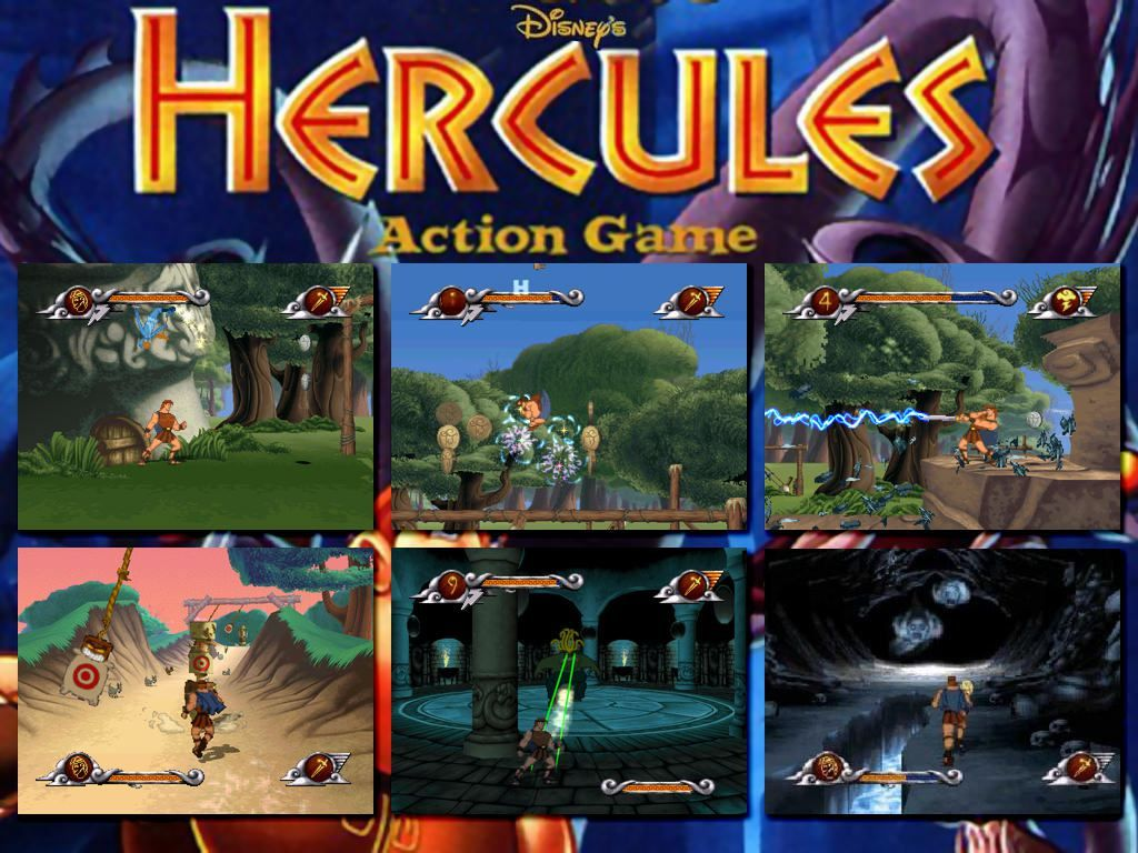 تحميل لعبة هرقل Hercules Apk 6