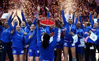 BALONMANO - Campeonato de Europa femenino 2018 (Francia): Las anfitrionas alzan su primer título europeo ante las campeonas olímpicas rusas