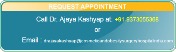 Contact Details for Free Consultation with Dr. Ajaya Kashyap