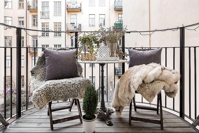 Ideas para decorar tu terraza con poco dinero