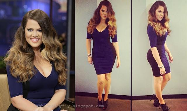 Khloe Kardashian Hair Style: Style Watch: Khloe Kardashian