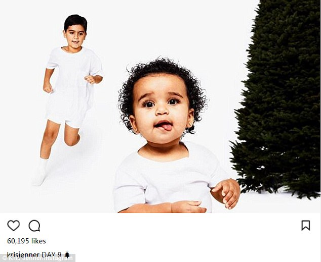 Merry Kardashian Kristmas! Kim shares the grand finale of the family holiday cards