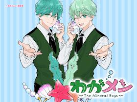 Wakamen ~The Mineral Boy~ de Morishita Suu
