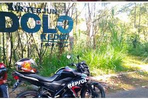 Wisata Air Terjun Dolo, Rute, Akses Jalan, Tiket Masuk, Foto Spot, Penginapan di Area Wisata