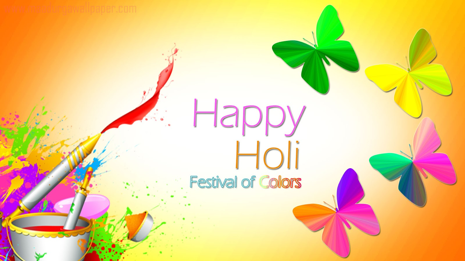 Happy Holi Images HD Quality free Download
