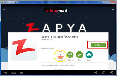 Download Zapya On Windows