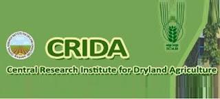 CRIDA Recruitment 2017 at Telangana, Hyderabad Walk in Interview on 15-07-2017