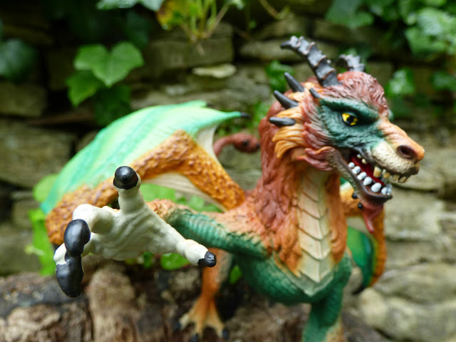 miniature dragons, collectible dragons