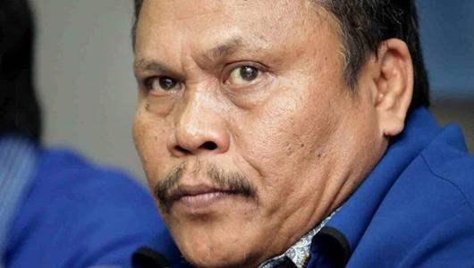 Kampanyekan Jokowi, Caleg PD Jhoni Allen Marbun Lolos ke DPR