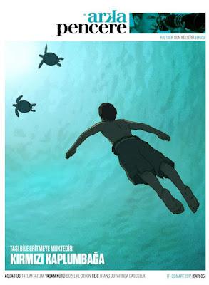 Arka Pencere 351. Sayı (17 Mart-23 Mart) -La tortue rouge